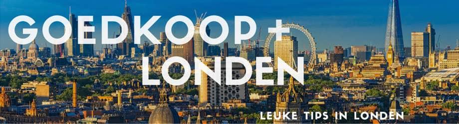 Goedkoop Londen